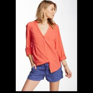 Joie Maurie Long Sleeve Blouse